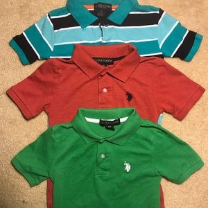 U.S. Polo Association boys tops size 5/6